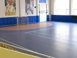 Спортивное оснащение универсальных игровых залов