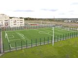 Спортивное оснащение уличных спортивных площадок
