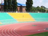 Спортивное оснащение легкоатлетических и футбольных стадионов