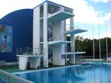 Открытый бассейн Училища Олимпийского Резерва