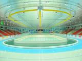 Ледовый дворец «Алау» г. Астана, Казахстан
