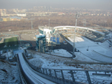 Международный комплекс лыжных трамплинов «Сункар» г. Алматы, Казахстан