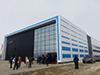 Физкультурно-оздоровительный комплекс, г. Талас (Киргизская Республика)
