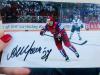 Встреча с суперзвездой российского и мирового хоккея Алексеем Терещенко, март 2019 г.