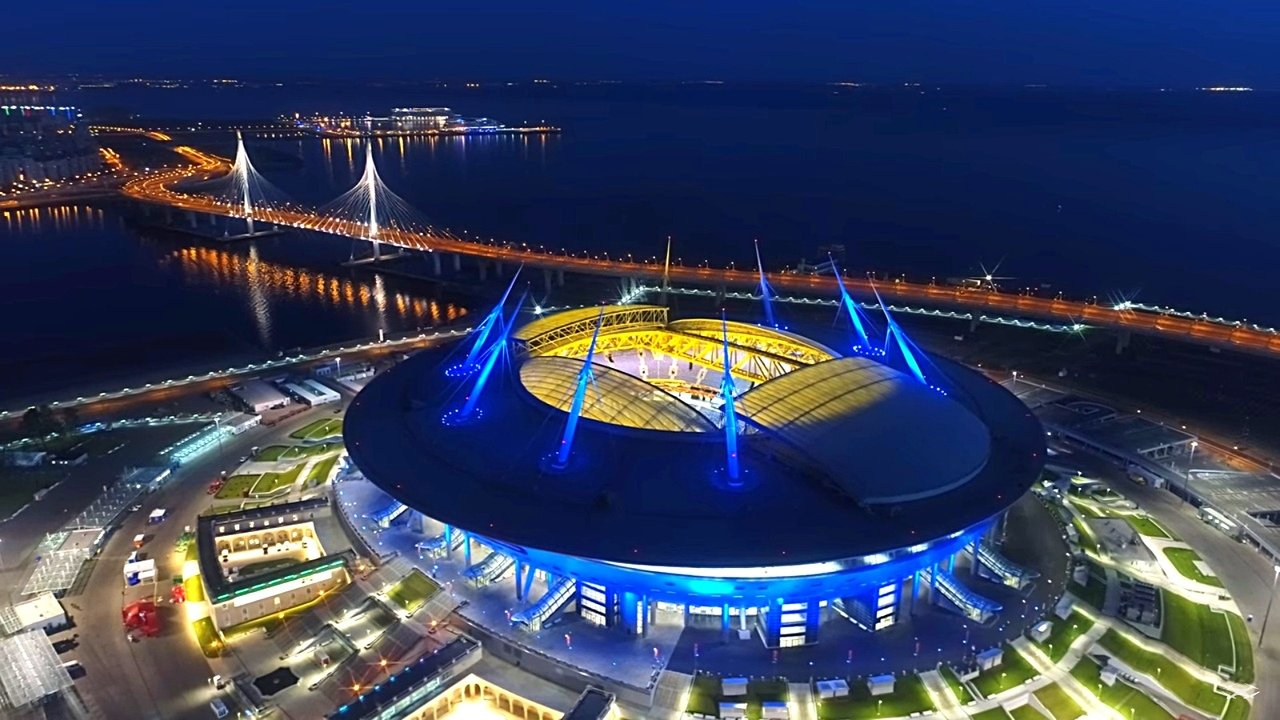 Стадион «Санкт-Петербург» г. Санкт-Петербург, Россия