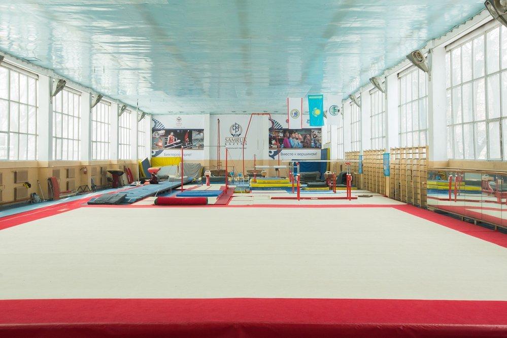 Спортивное оснащение гимнастических залов
