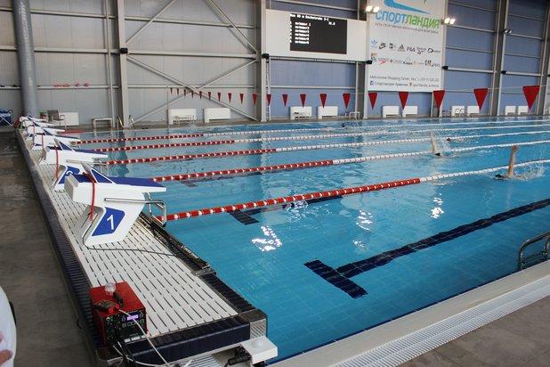 Спортивный комплекс Grand Sport г. Ереван, Армения