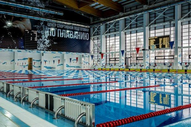 Центр спортивной подготовки по плаванию г. Кисловодск, Россия