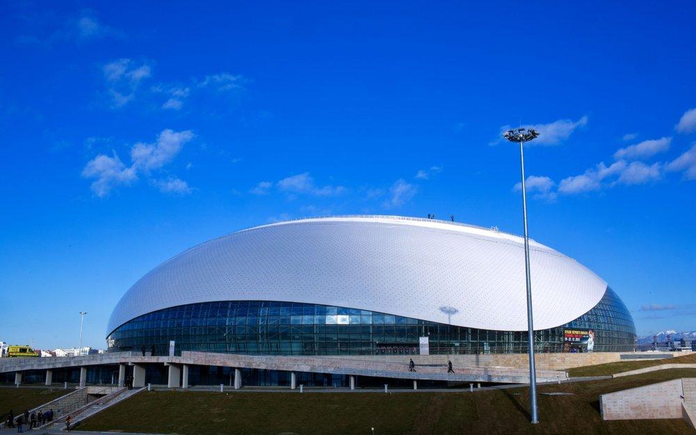 Дворец спорта «Большой» г. Сочи, Россия