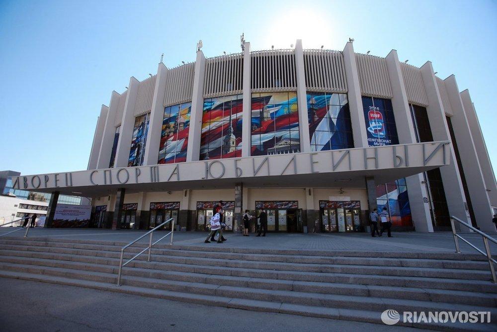 Спортивный комплекс «Юбилейный» г. Санкт-Петербург, Россия