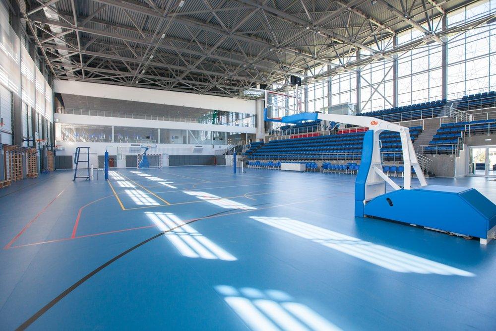 Физкультурно-оздоровительные комплексы с универсальным залом