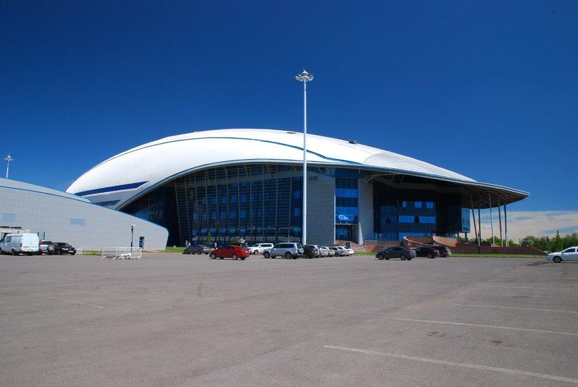 Спортивный комплекс «Сарыарка» г. Астана, Казахстан