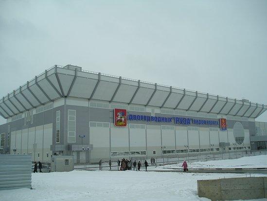 Дворец водных видов спорта «Руза» г. Руза, Россия