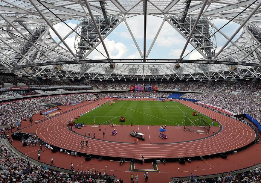 Фотография стадиона