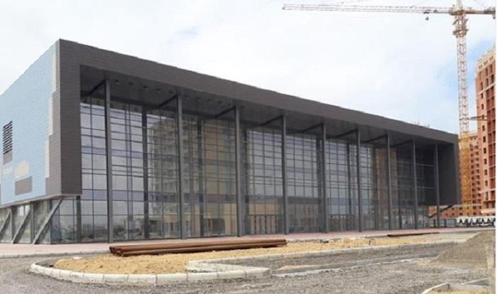 Центр бокса в г. Актау, Казахстан