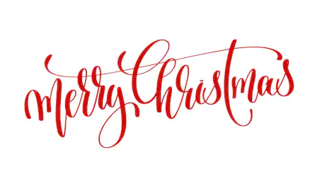 Веселого Рождества и счастливого Нового Года!