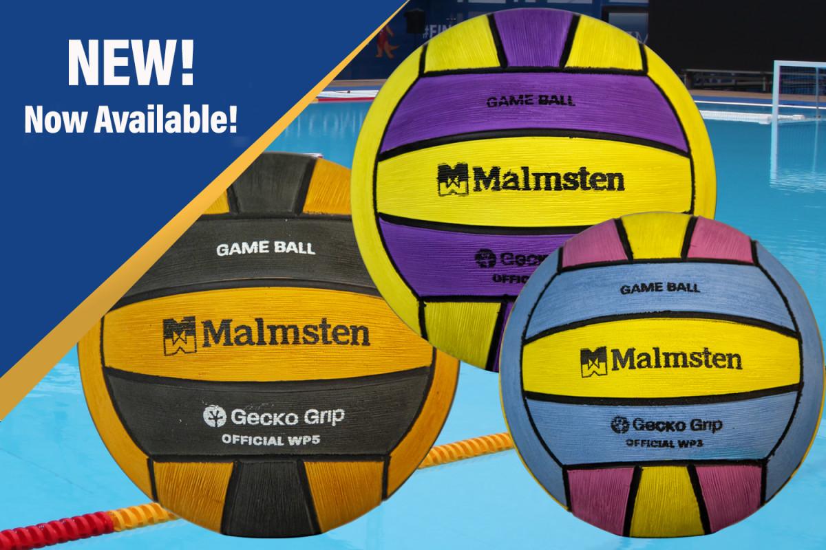 Мячи для водного поло Malmsten