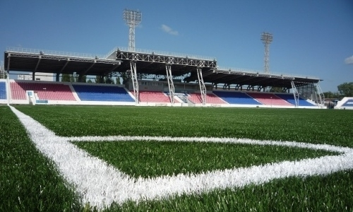 Центральный стадион г. Павлодар, Казахстан