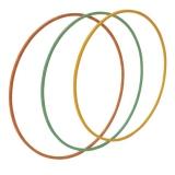 Обруч соревновательный прямоугольного сечения 310300