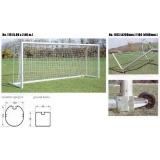 Ворота футбольные юниорские мобильные 119