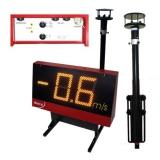 Анемометр (измеритель скорости ветра)