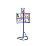 Табло номерное с 8 полями для цифр S02120