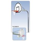 Стойка для баскетбола (уличная) S6.S1650