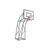 Стойка для мини-баскетбола мобильная S04156