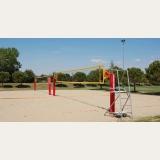 Стойки для пляжного волейбола и тенниса