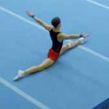Тренировочное напольное покрытие для гимнастики