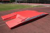 Двойная передняя зона приземления для соревнований, 12,2 м.