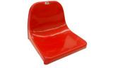 Моноблочное сиденье с высокой спинкой (35 см)