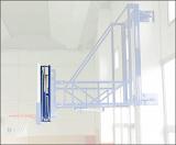 Устройство для регулировки высоты щитов и колец