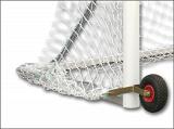 Пара резиновых надувных колес