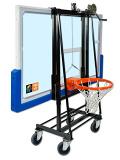 Тележка для хранения, транспортировки и установки баскетбольного щита