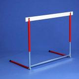Тренировочный сборно-разборный барьер из стали и алюминия, 4 высоты