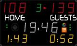 Универсальное табло для игровых видов спорта AVSR1004