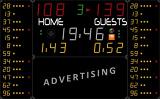 Универсальное табло для игровых видов спорта AVSR1015