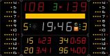 Универсальное табло для игровых видов спорта AVSR1008