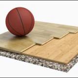 Пол спортивный паркетный серии 1003 - сертификат FIBA