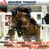 Система судейства и хронометража для конного спорта