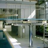 Вышка для прыжков в воду Hydraulic Tower
