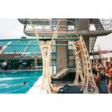 Трамплин для прыжков в воду, 3 метра