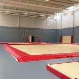 Чехол для гимнастических ковров 14х14 м