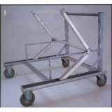 Тележка-мини для перевозки барьеров RU 26450
