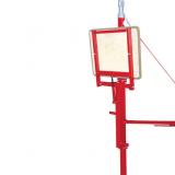 Платформа доступа для разновысоких брусьев съемная