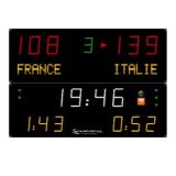 Универсальное табло для игровых видов спорта, модель 452 MF 7100