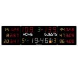 Универсальное табло для игровых видов спорта, модель 452 MB 3004 long