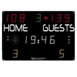 Универсальное табло для игровых видов спорта, модель 452 MS 3000