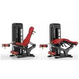 Тренажер для разгибания/ сгибания ног в положении сидя